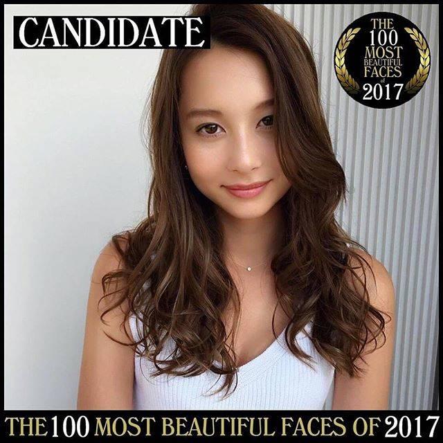 話題の美女・Nikiが『世界で最も美しい顔100人』にノミネート!