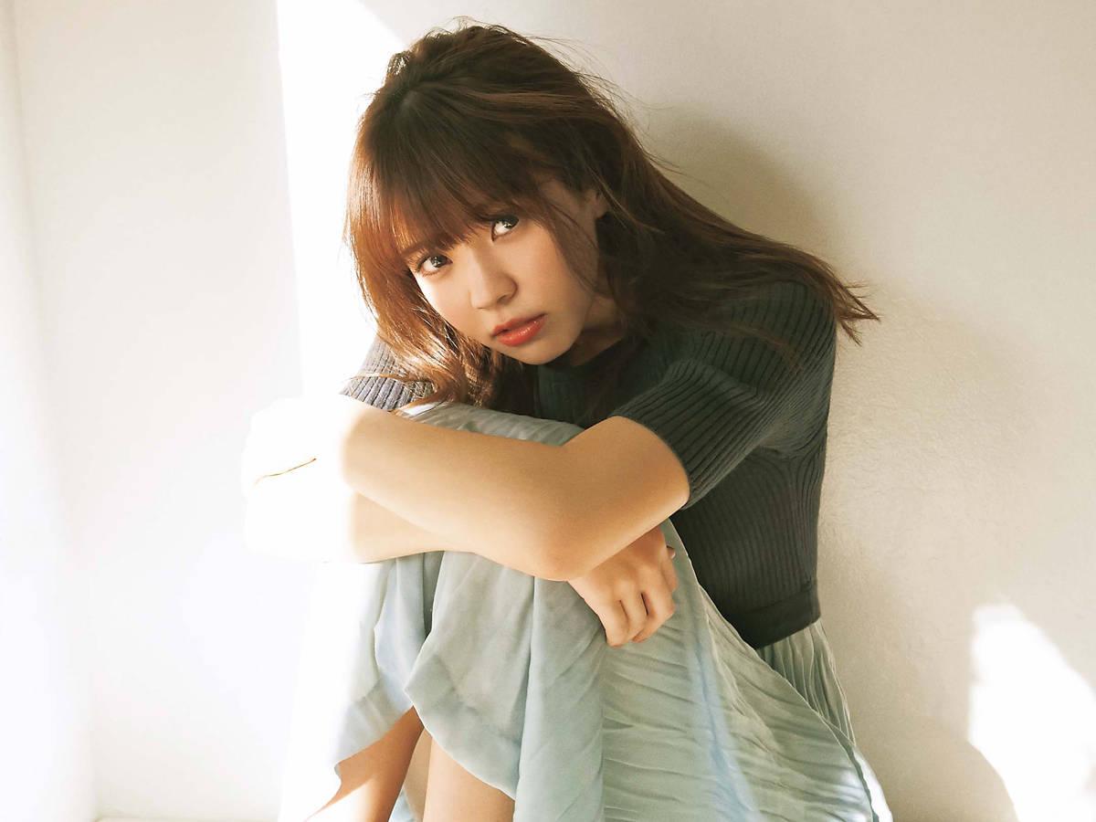 with初登場! 欅坂46 小林由依さんにインタビュー♡