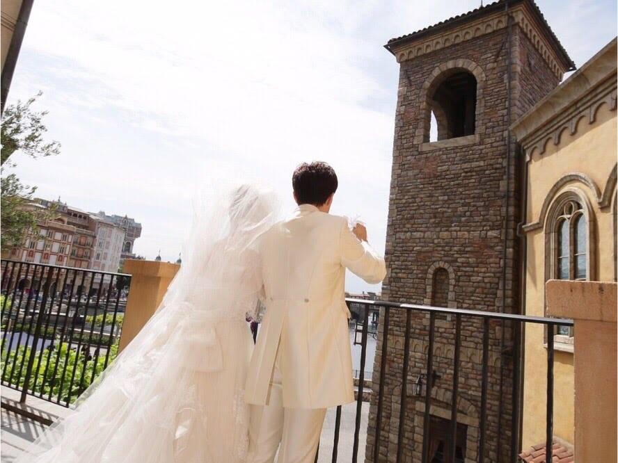 結婚 式 ミラコスタ