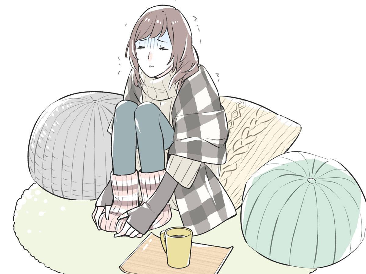 の 冷え 改善 手足