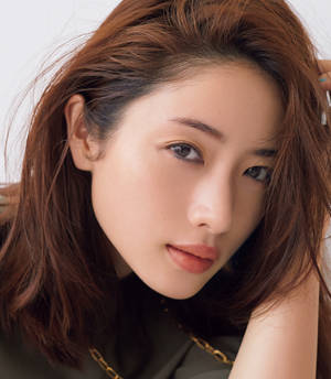 ---Satomi Ishihara