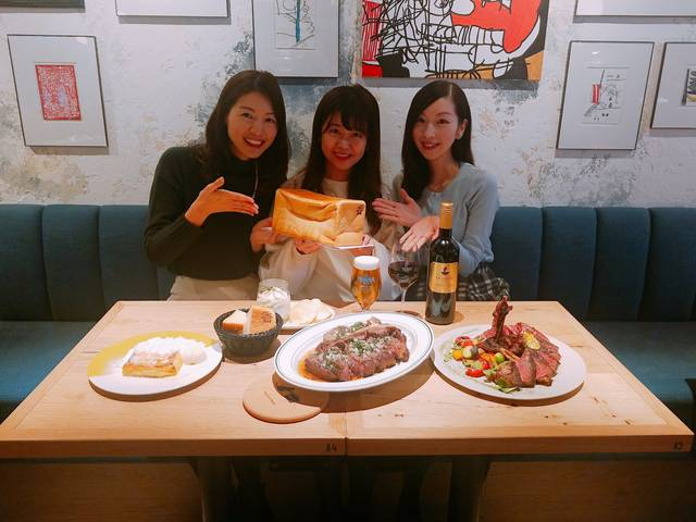 「俺のビストロ&bakery」心斎橋ニューオープン!