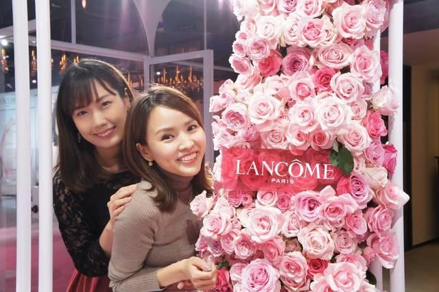 春のパリのカフェがテーマ!ピンク溢れる【ランコム】2019年春の新作をいち早くお届け!