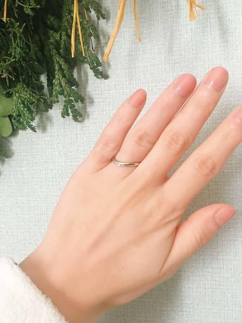 入籍&結婚指輪決定!