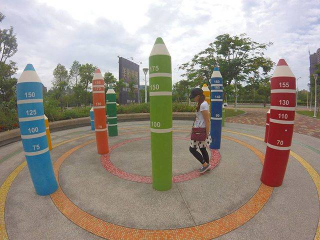 鉛筆公園(秀拉児童遊戯場)