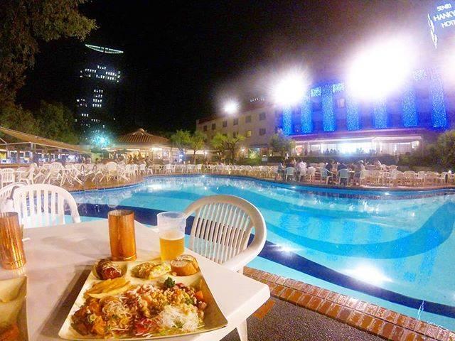 """旅猿69 on Instagram: """"#🍺 今日から、9月。 知らぬ間に、9月。  千里阪急ホテルのビアガーデンは9月30日まで。  明日9月2日には、登美丘高校ダンス部OGがいらっしゃるようですよ。  詳細は @senri_hankyu_hotel_ をチェック。  ビアガーデンの詳細は後日、withブログにて。…"""" (266842)"""
