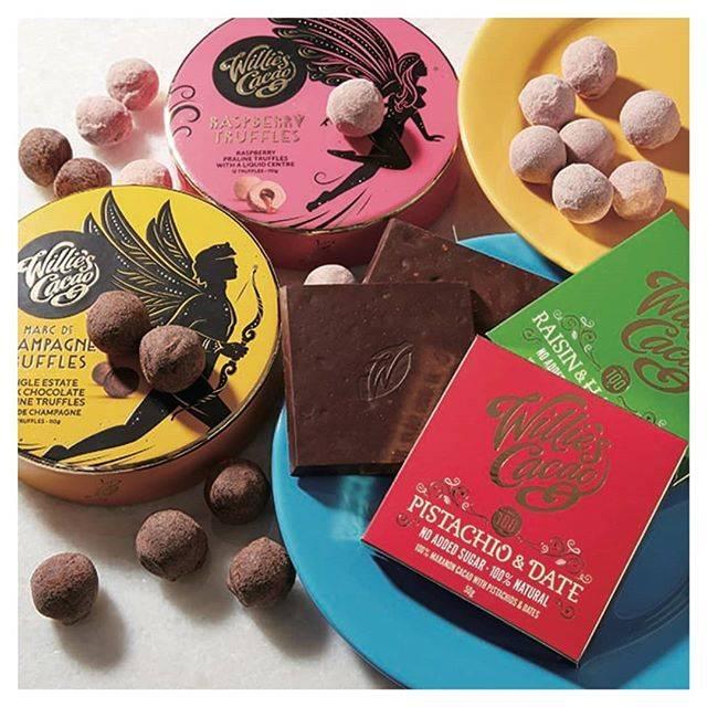 """サロン・デュ・ショコラ 日本公式アカウント on Instagram: """"* Willie's Cacao ウィリーズカカオ @williescacao 自家農園のカカオで最高のチョコレートを作りたいという想いを胸に2008 年創業。「私たちのチョコレートを味わえば、その違いに驚くはずです」という自信の裏には、妥協を許さない素材選びと情熱があります。…"""" (380383)"""