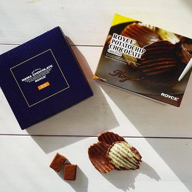 "Royce'_official ロイズ on Instagram: "". バレンタインにもらうなら、どっち? 生チョコレートとポテトチップチョコレート、皆さんはどちらが好きですか? コメント欄で聞かせてください♪ Which would you like to be gifted for Valentine's Day? Nama…"" (393843)"