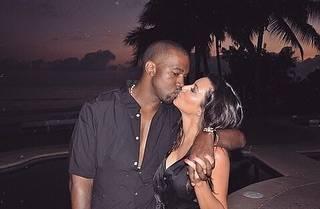 """Kim Kardashian West on Instagram: """"Happy Valentines Day babe!!! I love you so much! 🥰"""" (403156)"""