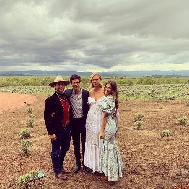 """Dasha Zhukova on Instagram: """"Our Best Friends' Wedding 💕"""" (510018)"""