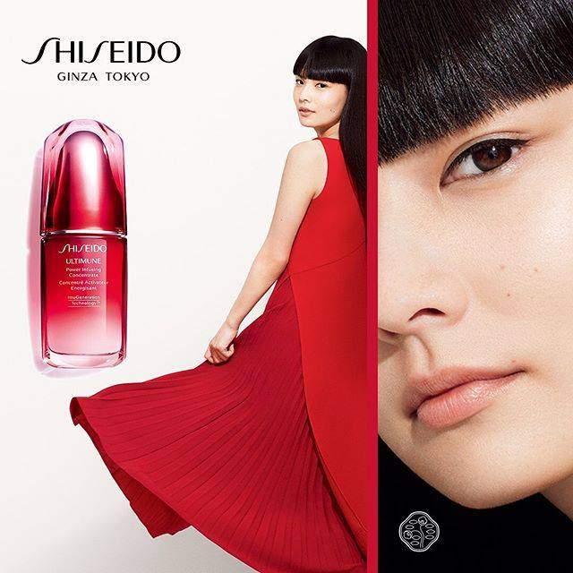 """SHISEIDO on Instagram: """"Being beautiful on the outside fills one with confidence. Spirit. And vitality.  But at @shiseido, we also believe that real beauty comes…"""" (640545)"""
