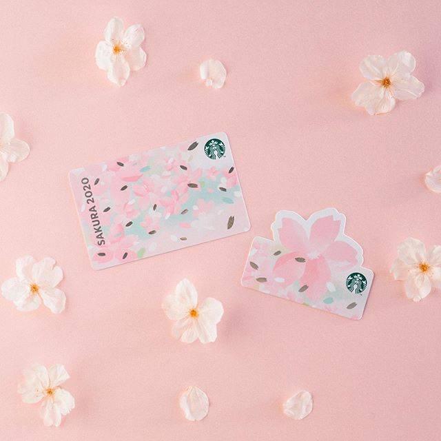 """スターバックス公式 on Instagram: """"ピンクに染まった #スターバックスカード で冬から春へ気分をスイッチ🌸新生活や新学期に向けて新しいスタートを切るお友だちや家族へのギフトにも😊🎁 #スターバックス#スターバックスSAKURA#🌸"""" (663336)"""