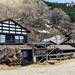 秋田県の秘湯、乳頭温泉郷の鶴の湯温泉