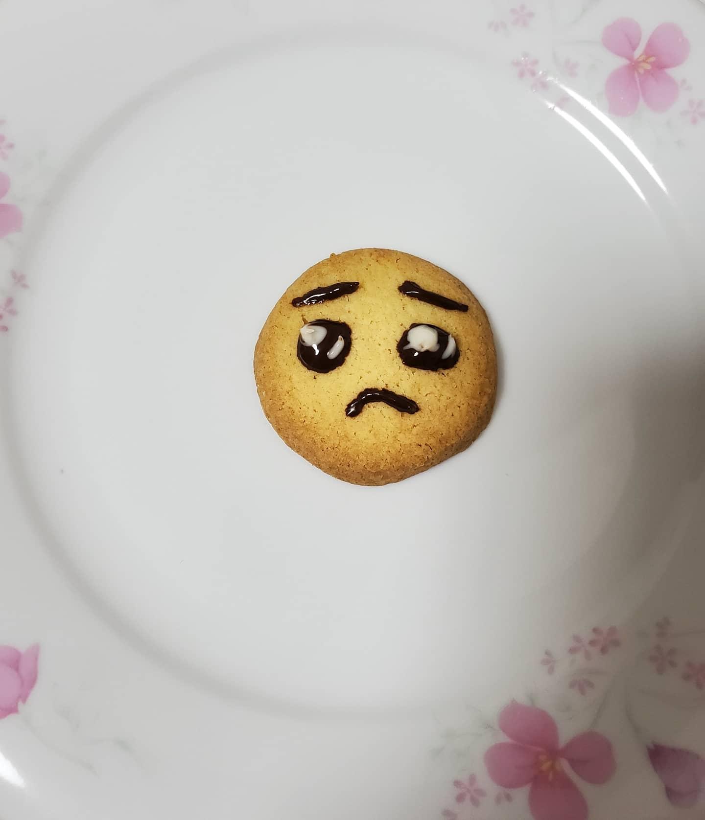 ぴえ ん クッキー レシピ