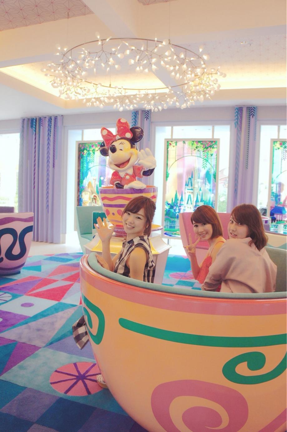 東京ディズニーセレブレーションホテル】プレスプレビューに参加させて