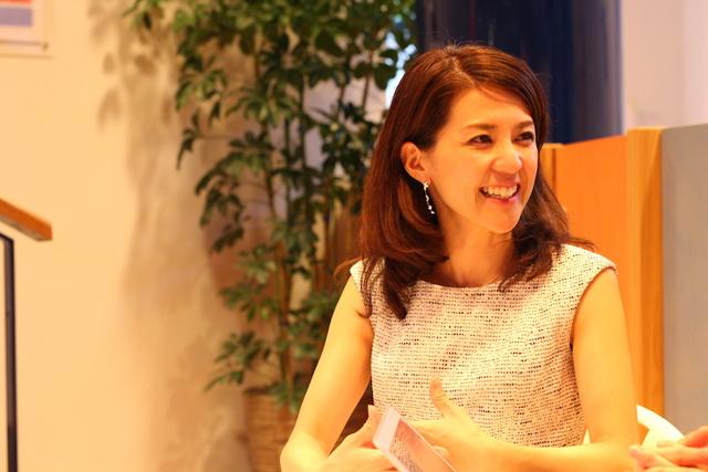 高田麻衣子(オクシイ株式会社 代表取締役)