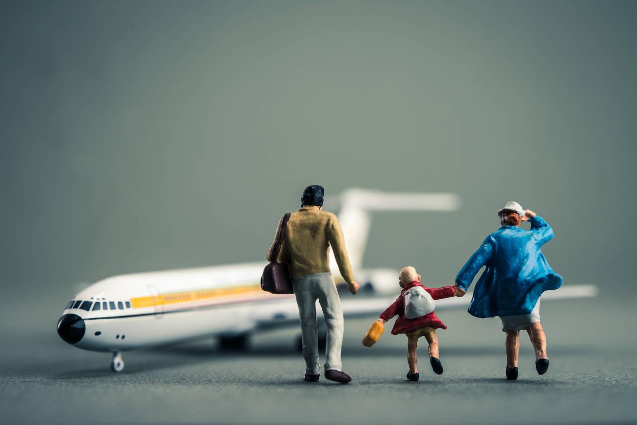 子どもと初めての飛行機!旅行前に知っておきたいこととは?