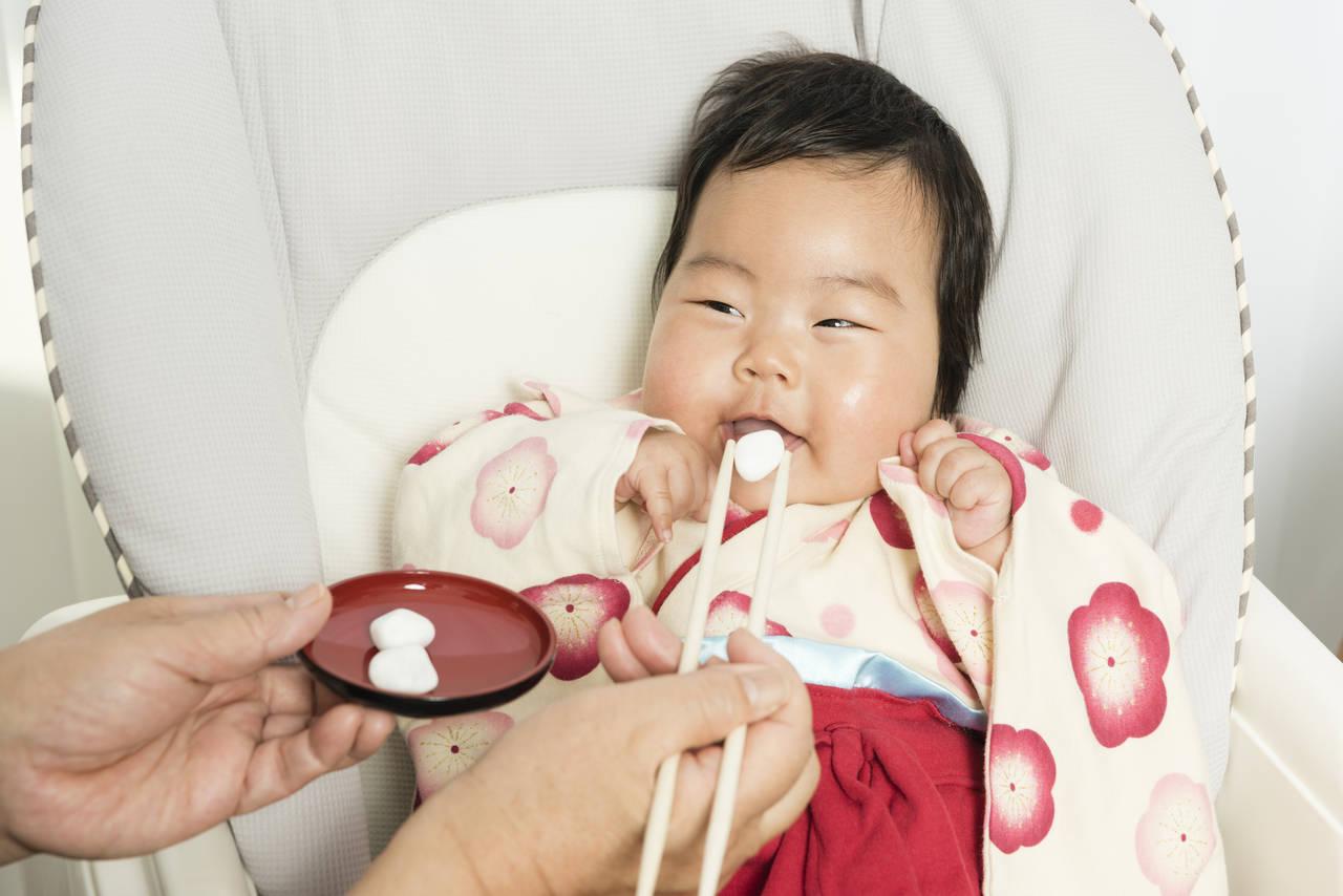 意外と知らない!1歳までの赤ちゃんのお祝い行事の時期と内容