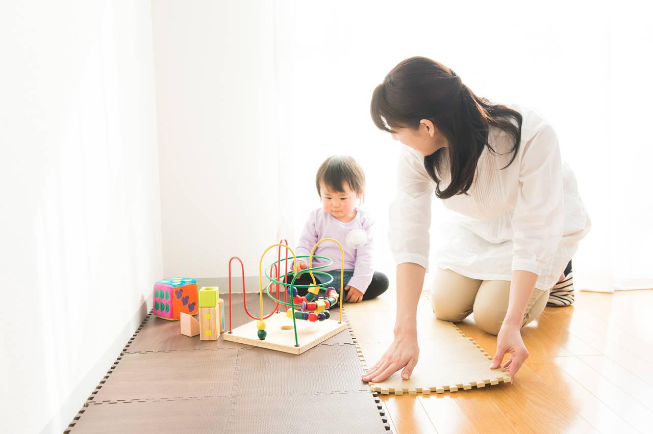 育児が忙しくて掃除ができない!育児中の掃除のコツや時間の取り方