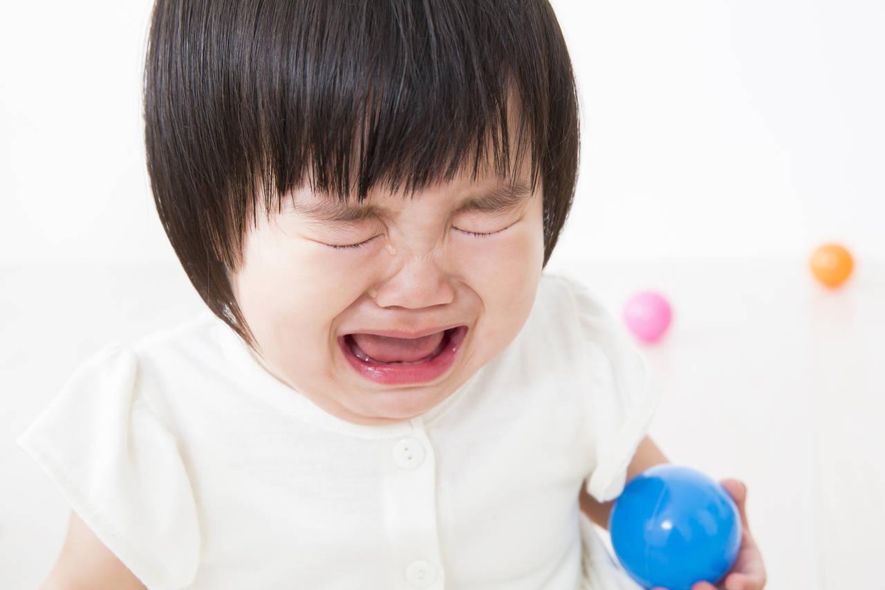 泣く赤ちゃんのストレスを知ろう。ママができる快適な環境づくり