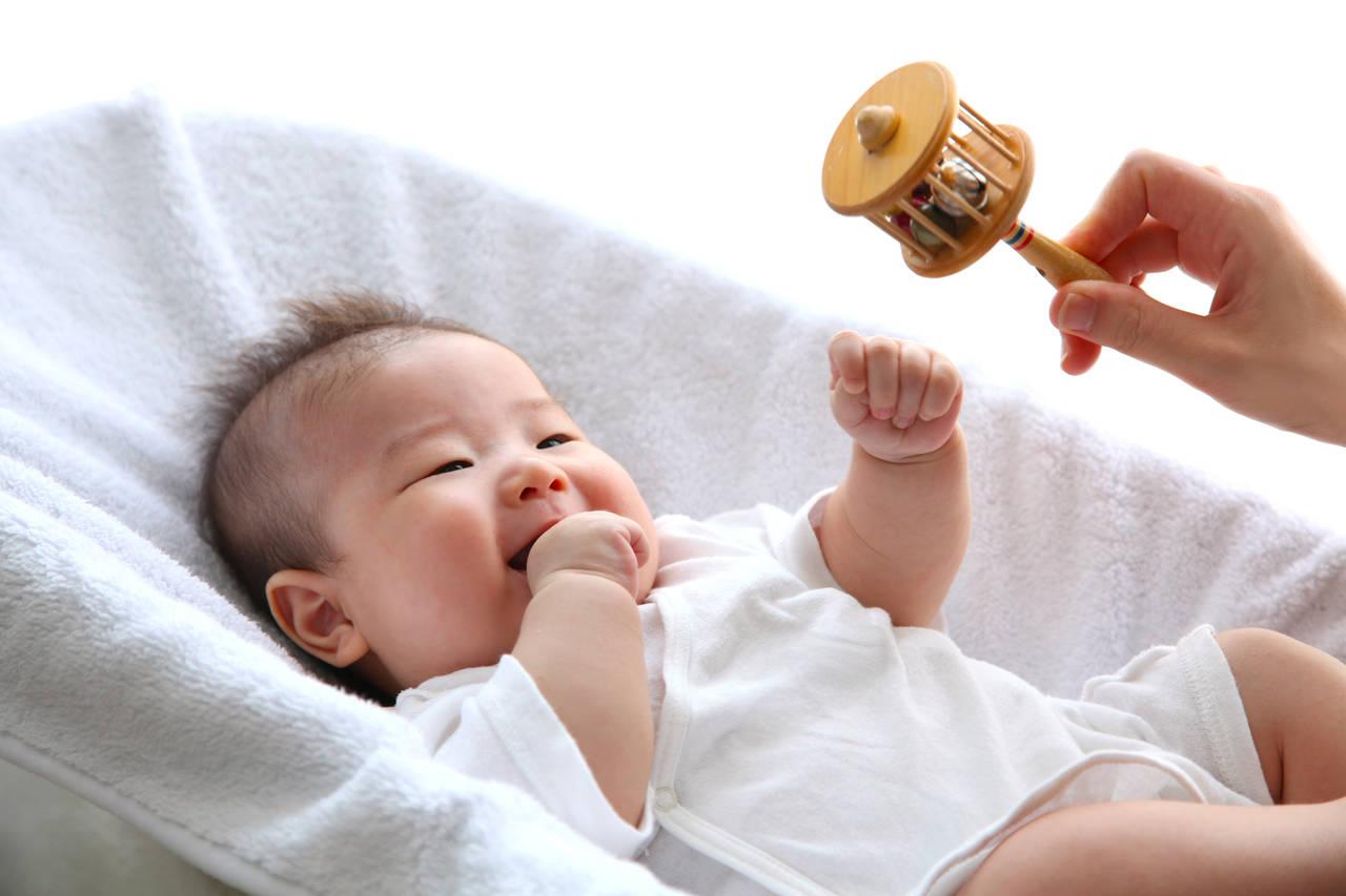 新生児の五感はどうなっているの?赤ちゃんの五感の不思議