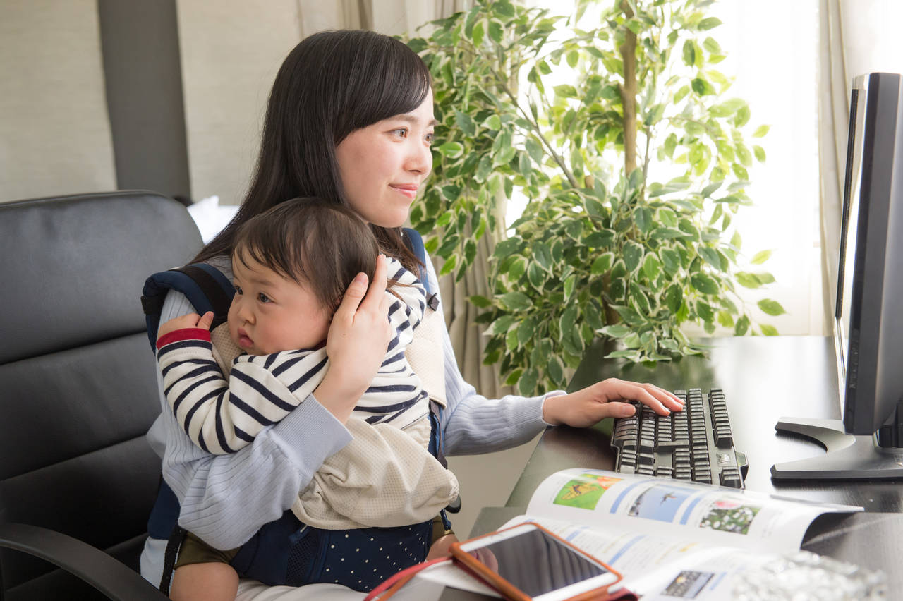 子育てと仕事の両立ができない。上手くできなくても悩まないで!