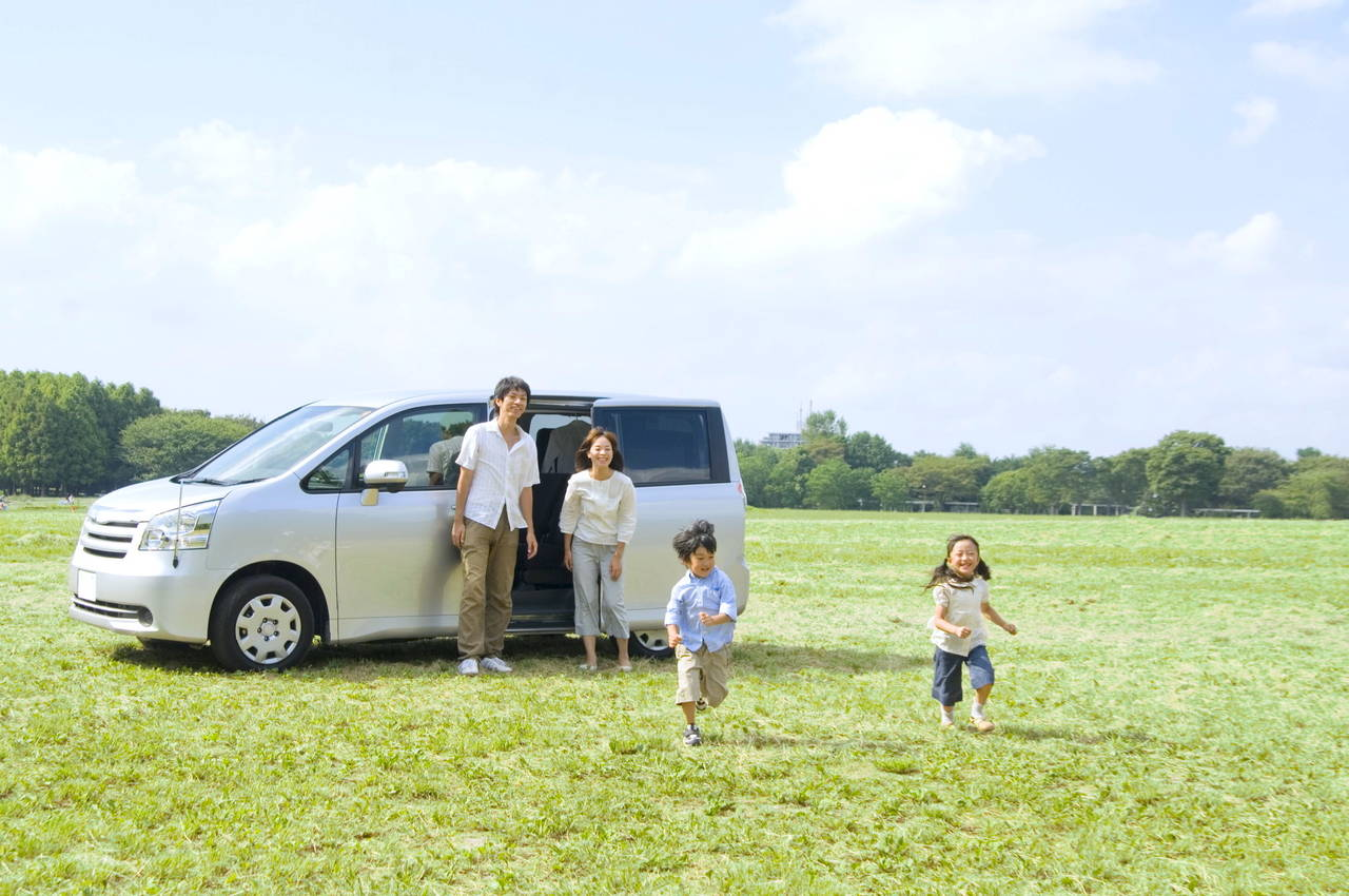 子育てするには車が必要?子どもがいる家庭の車選びのポイント