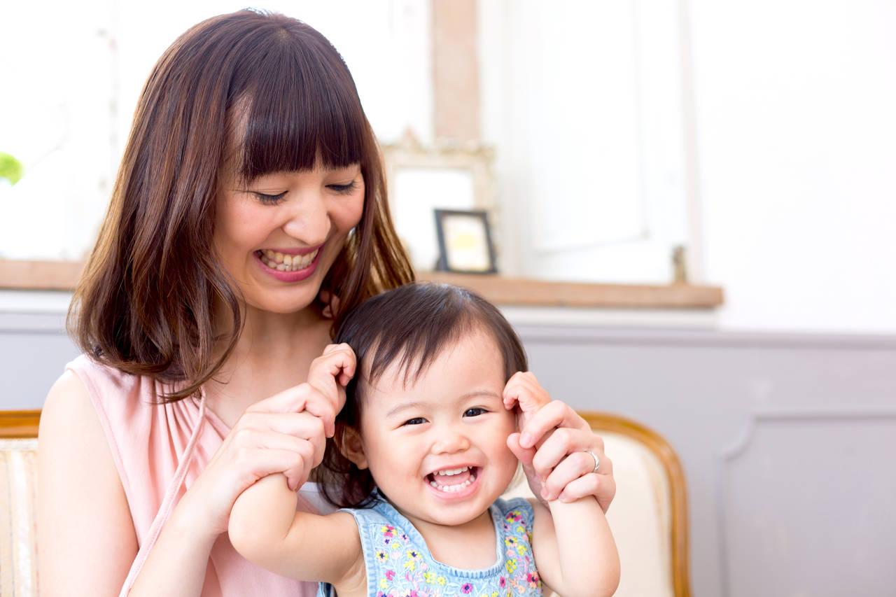 1歳児ママの悩みや不安とは?楽しく子どもと向き合う方法