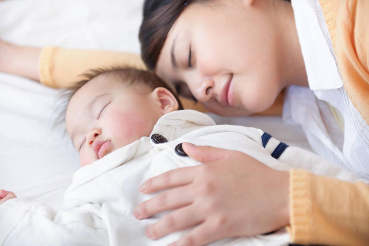 乳児期から身に付けたい生活リズム!月齢ごとの整え方とポイント