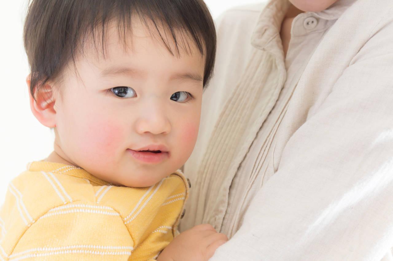 1歳の男の子はとっても甘えん坊。このまま成長しても大丈夫?