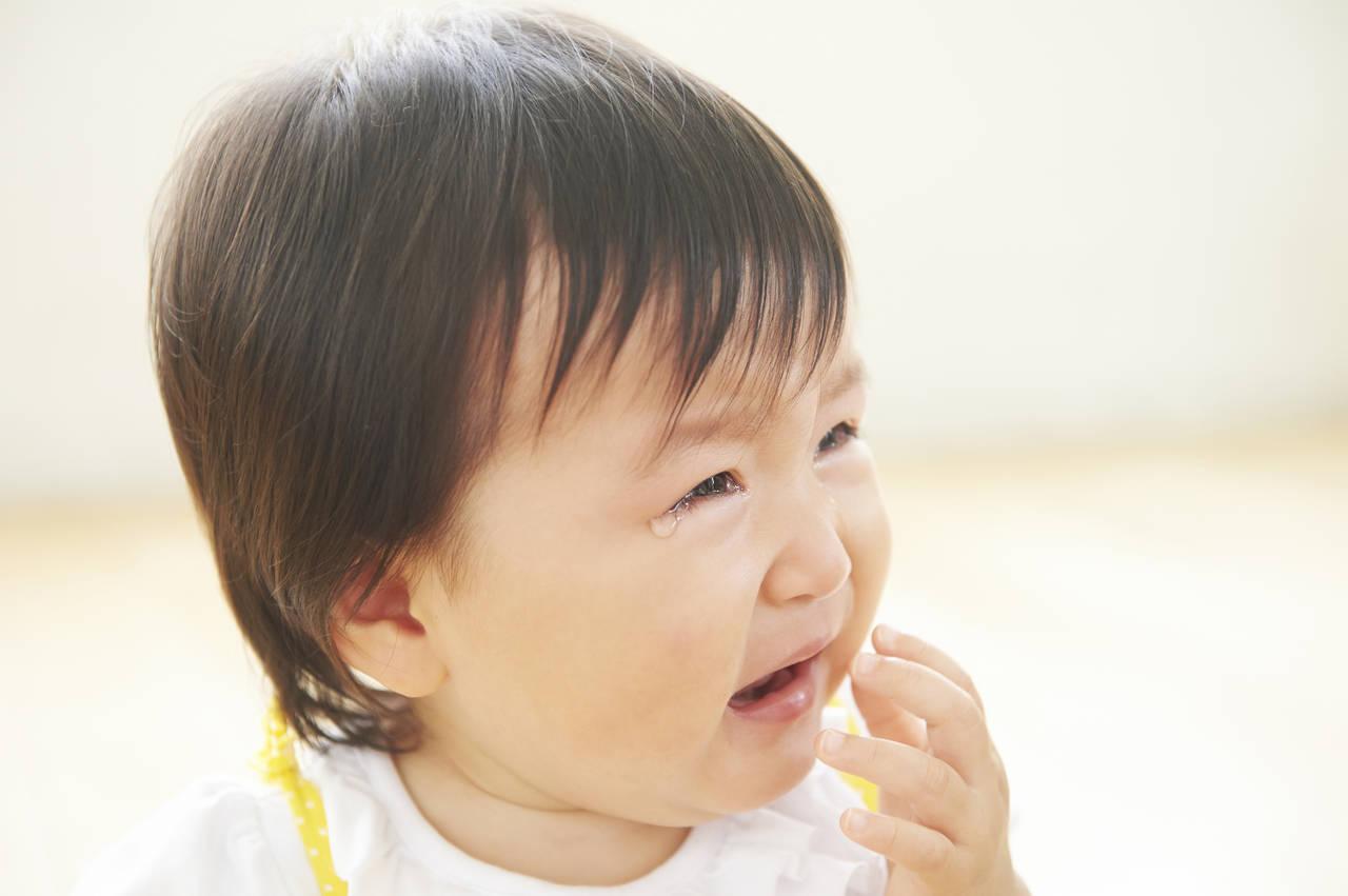 乳児もストレスを感じるの?ストレスの原因や症状と解消方法