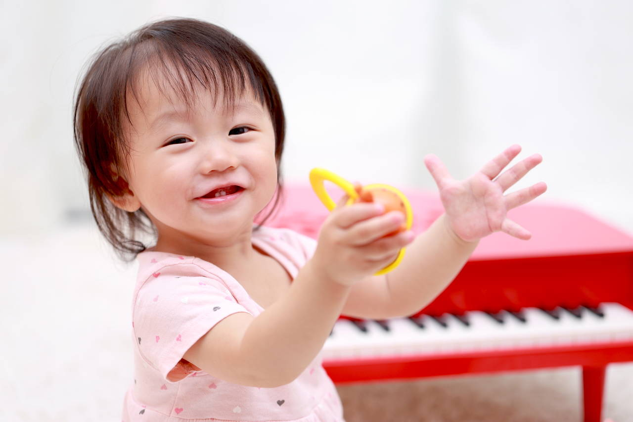 子どもが音楽を好きになる?幼児におすすめの楽器おもちゃ