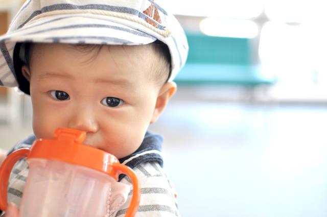 白湯 新生児 便秘