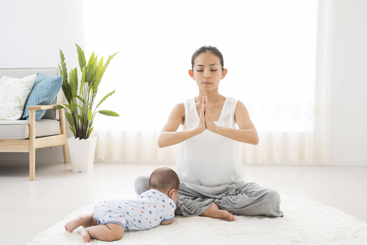 子育て中の運動不足解消!普段の生活に取り入れたいママの運動