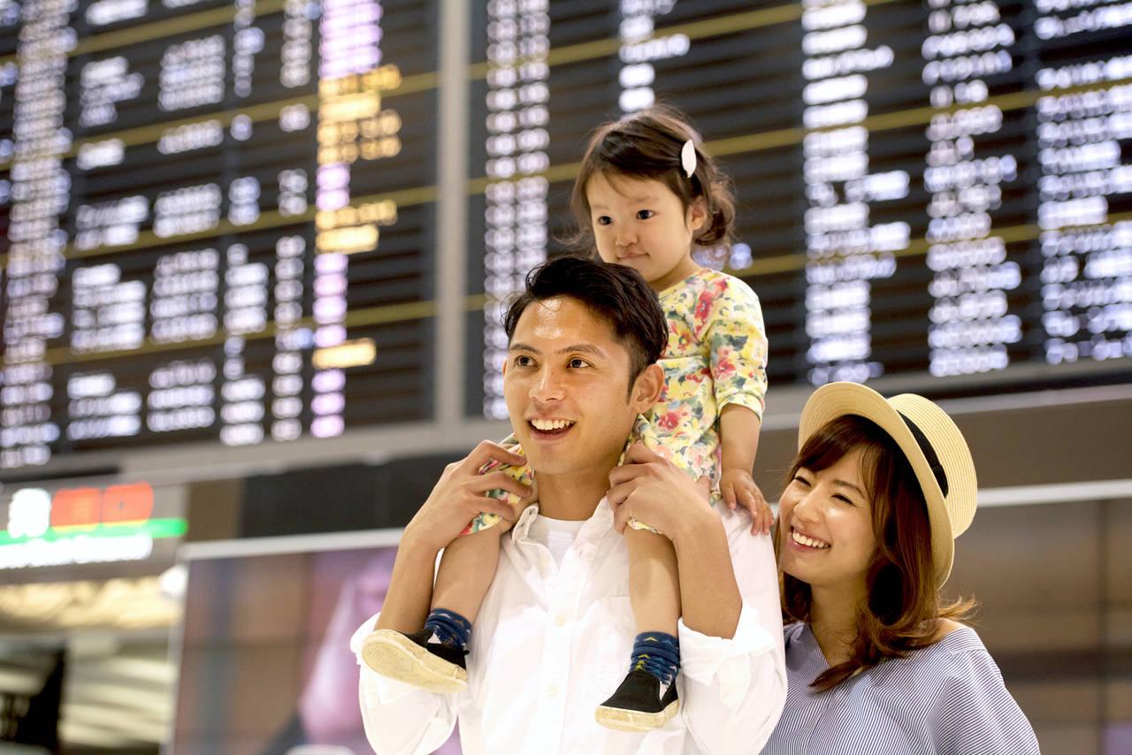 初めての子連れ海外旅行!快適に過ごすために知っておきたいこと