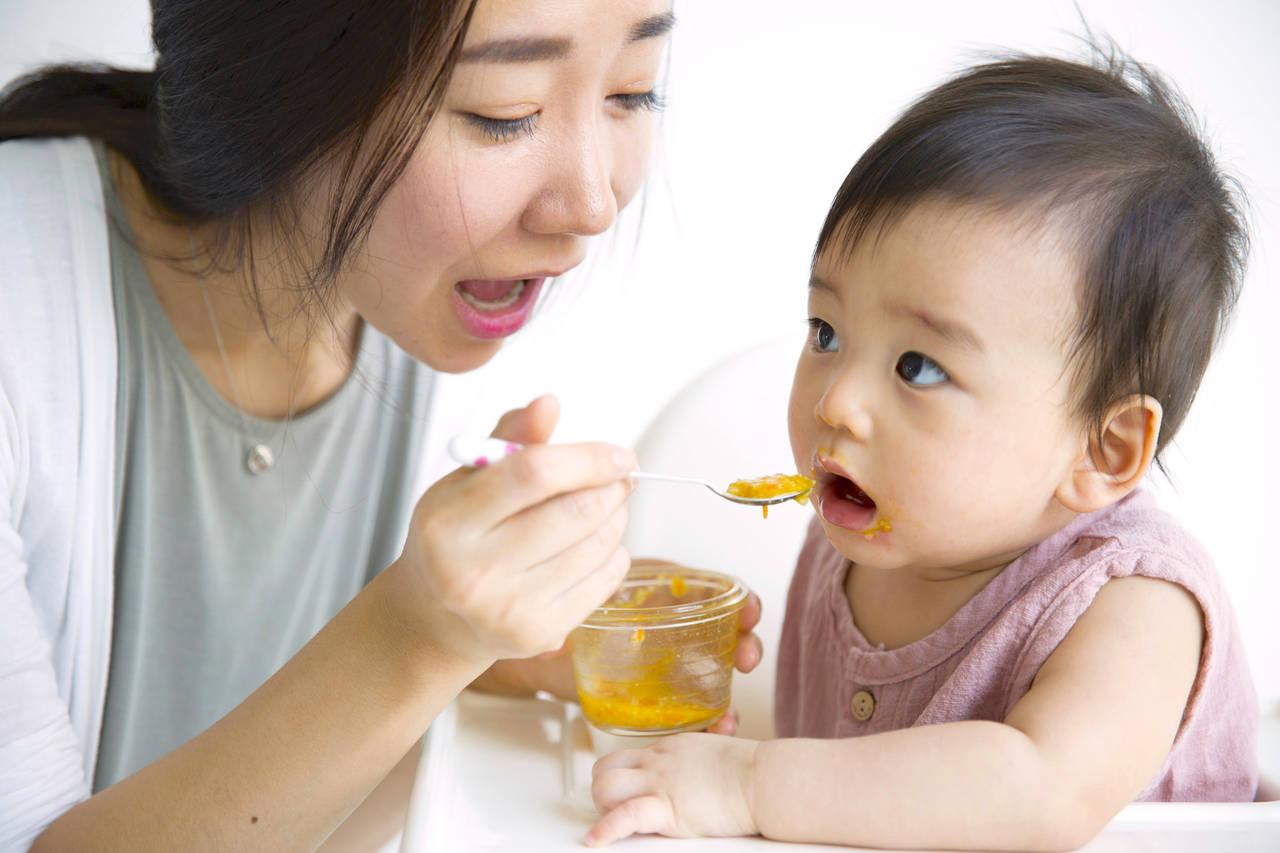 離乳食の悩みを解消しよう!時短テクニックと献立の立て方