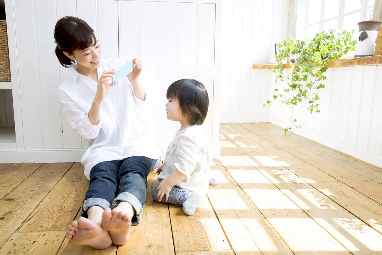赤ちゃんの成長記録をInstagramに!撮影方法や注意点は?