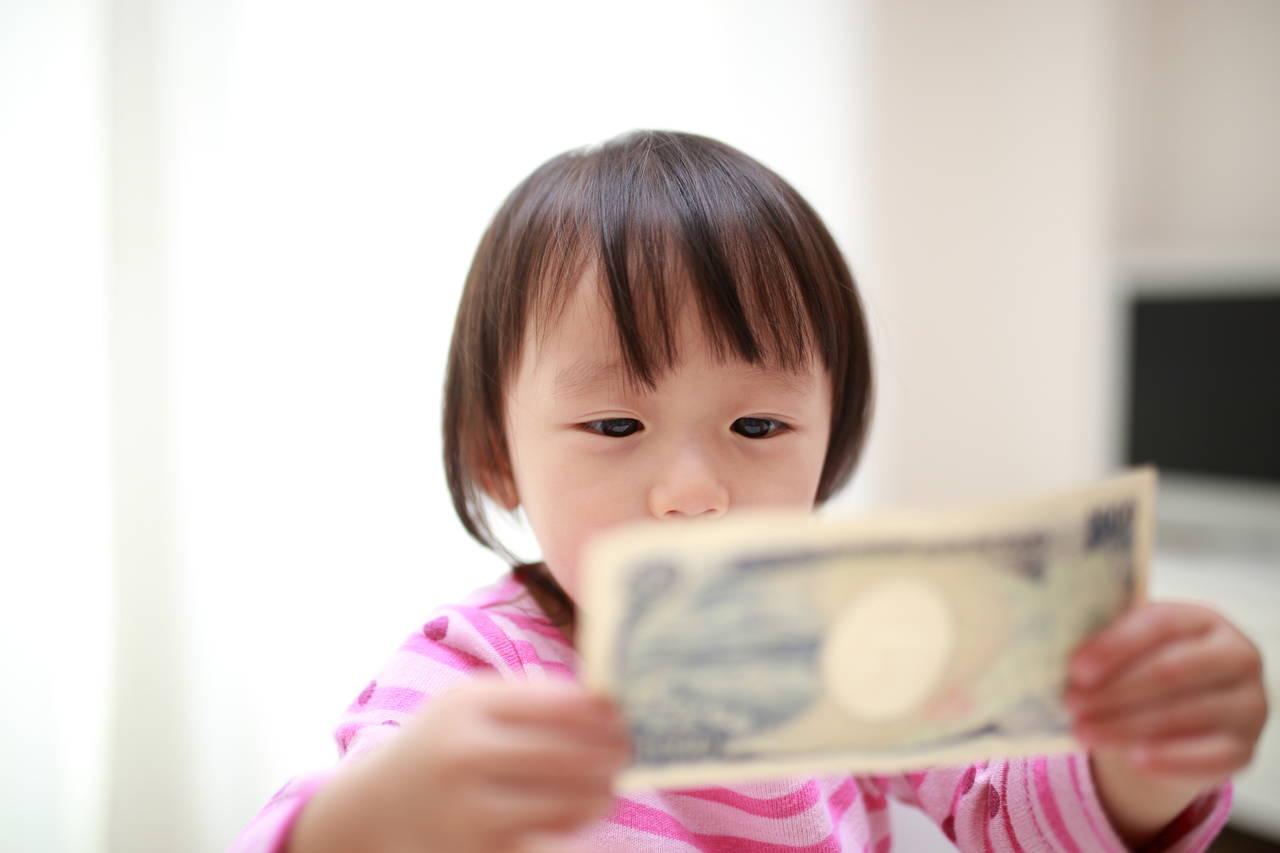 子どものために貯金通帳を作ろう!そのタイミングと上手な運用方法