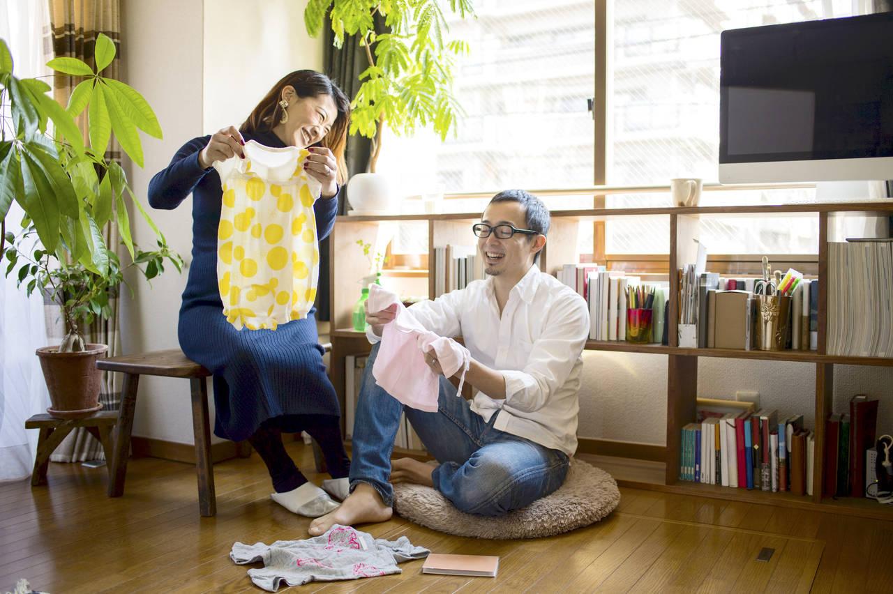 赤ちゃんにかかるお金はいくら?妊娠、出産の費用や準備するもの