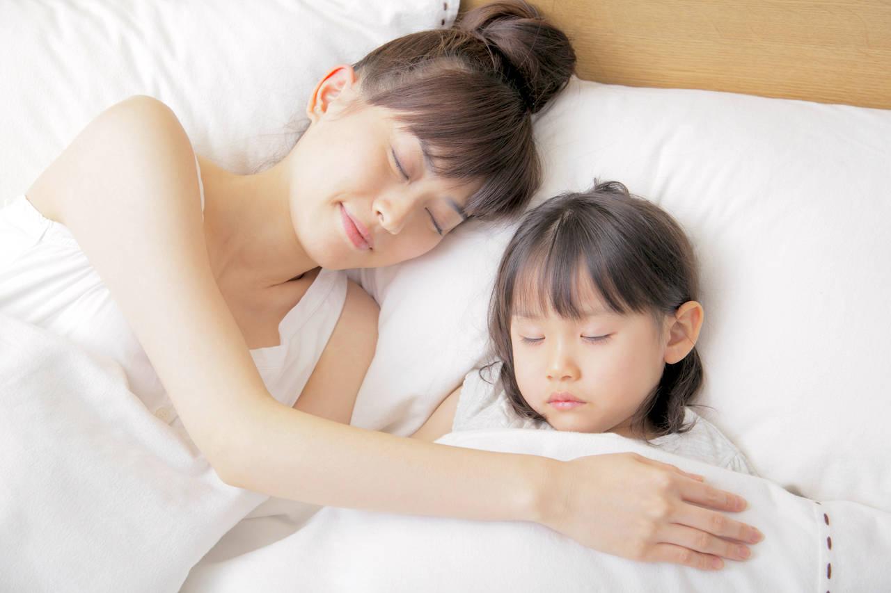 5歳の子を寝かしつける方法。イライラしないスムーズな寝かしつけ方