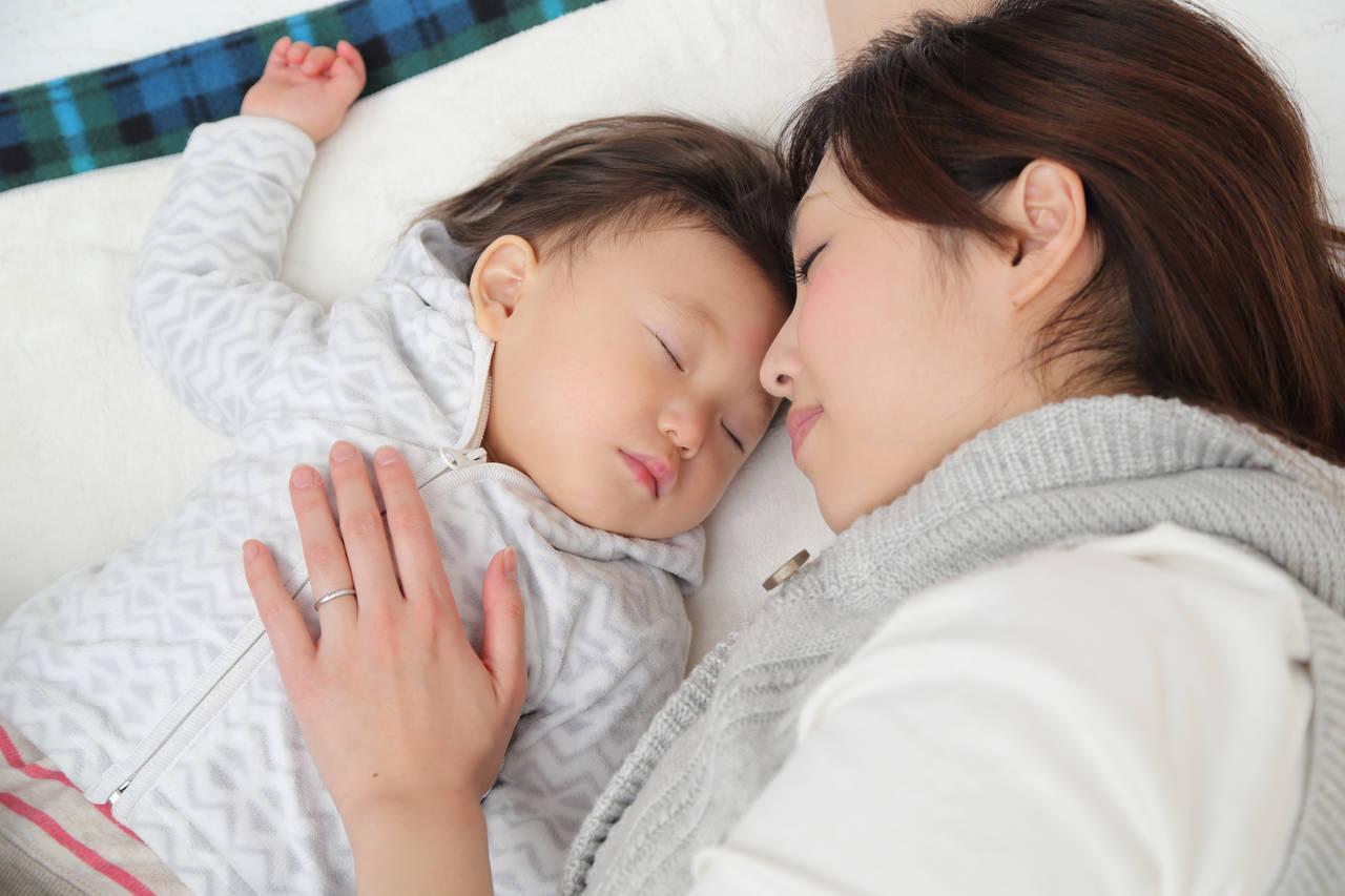 子育ては親の体力勝負!体力が落ちる原因と回復方法を紹介