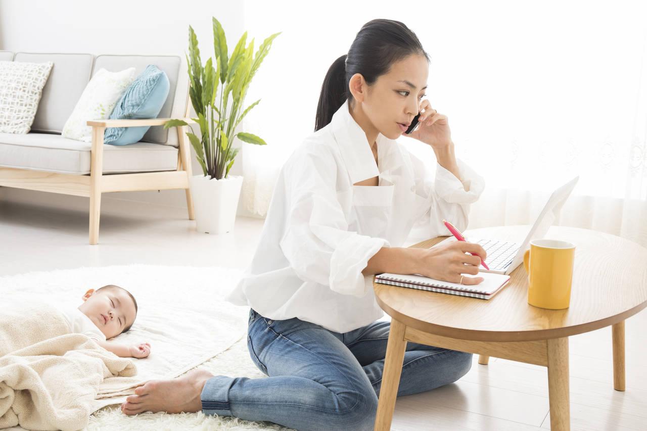 子どものいるママの仕事探し。環境の整え方と仕事を探すコツ