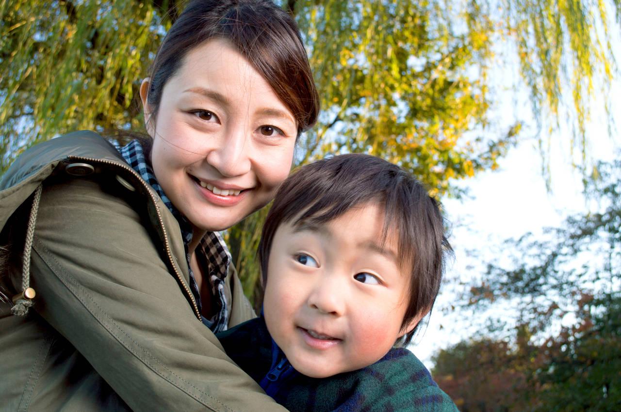 男の子はママが大好き!たっぷりの愛情で自立した男の子を育てよう