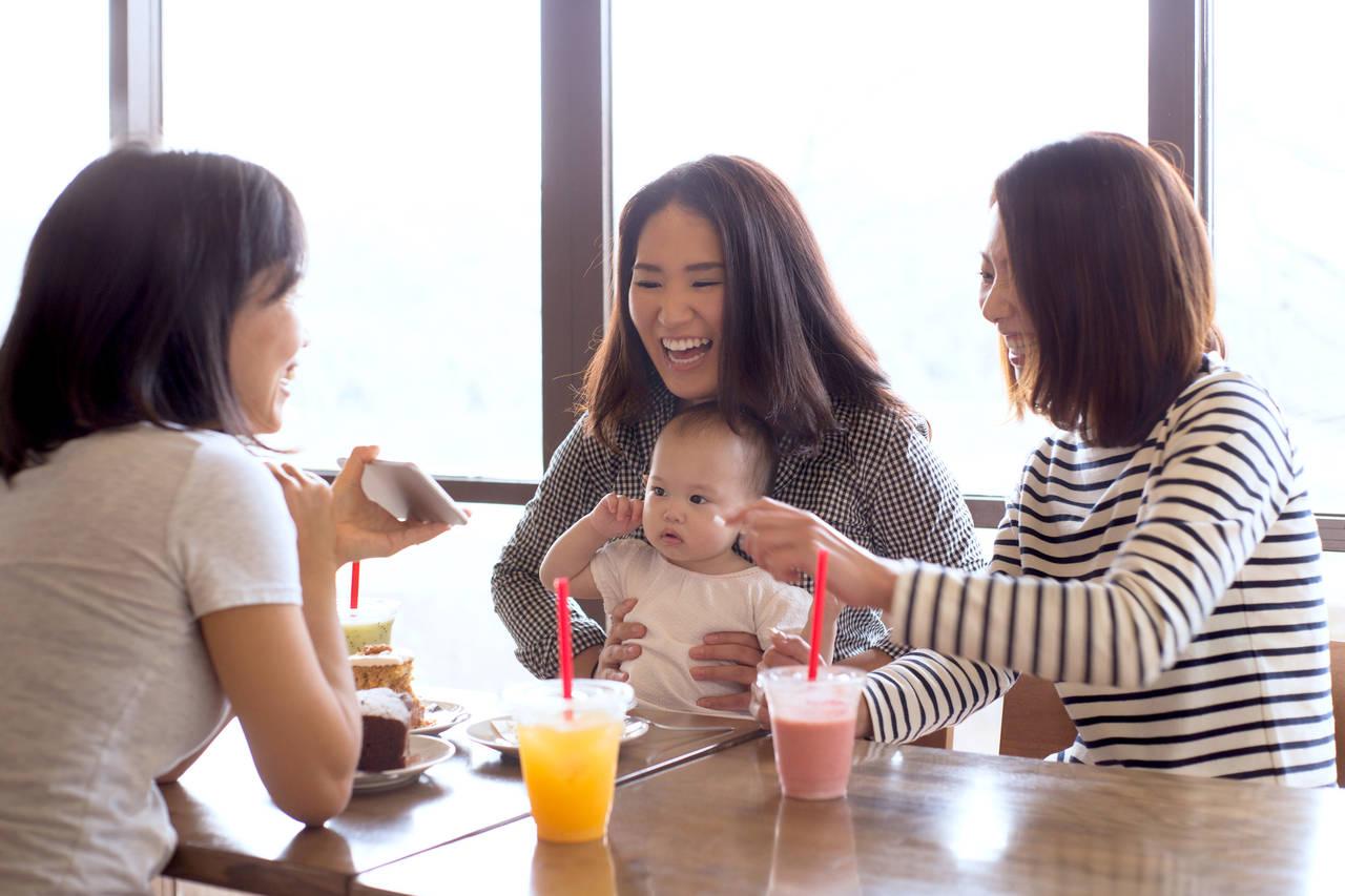子どもが原因で起こるママ友トラブル。うまく付き合うコツや対処法