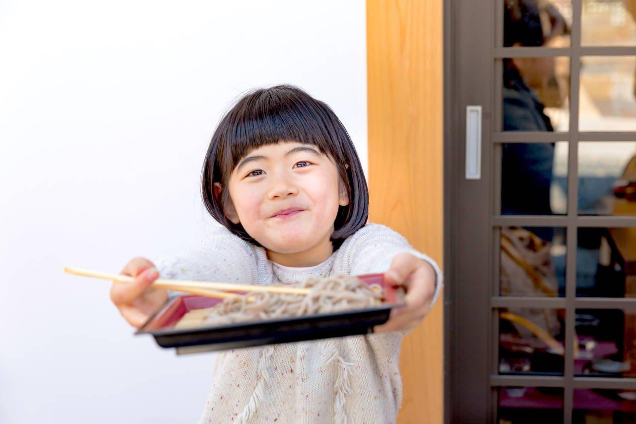 何歳からそばを食べる?食べるときの注意点やアレルギーについて