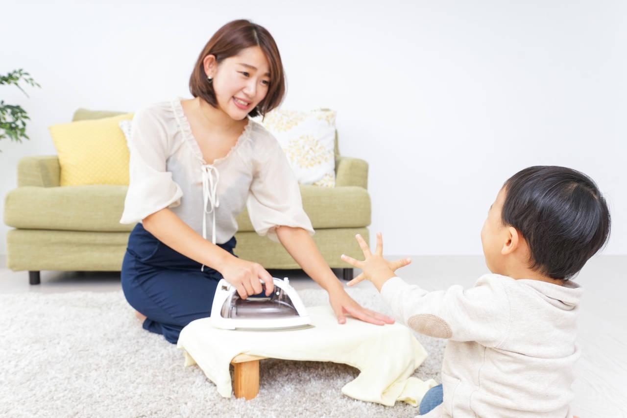 赤ちゃんがいて家事ができない。そんな時どうやって乗り切る?