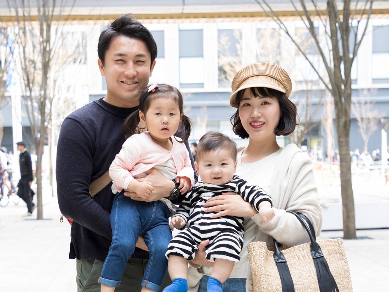 【愛知】4月の親子スナップ撮影会は「HDC名古屋」で開催!