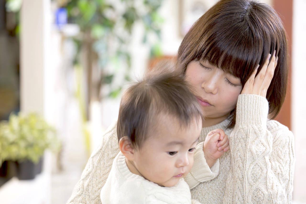 育児の悩みを一人で抱え込まないで!悩んだ気持ちを軽くする方法