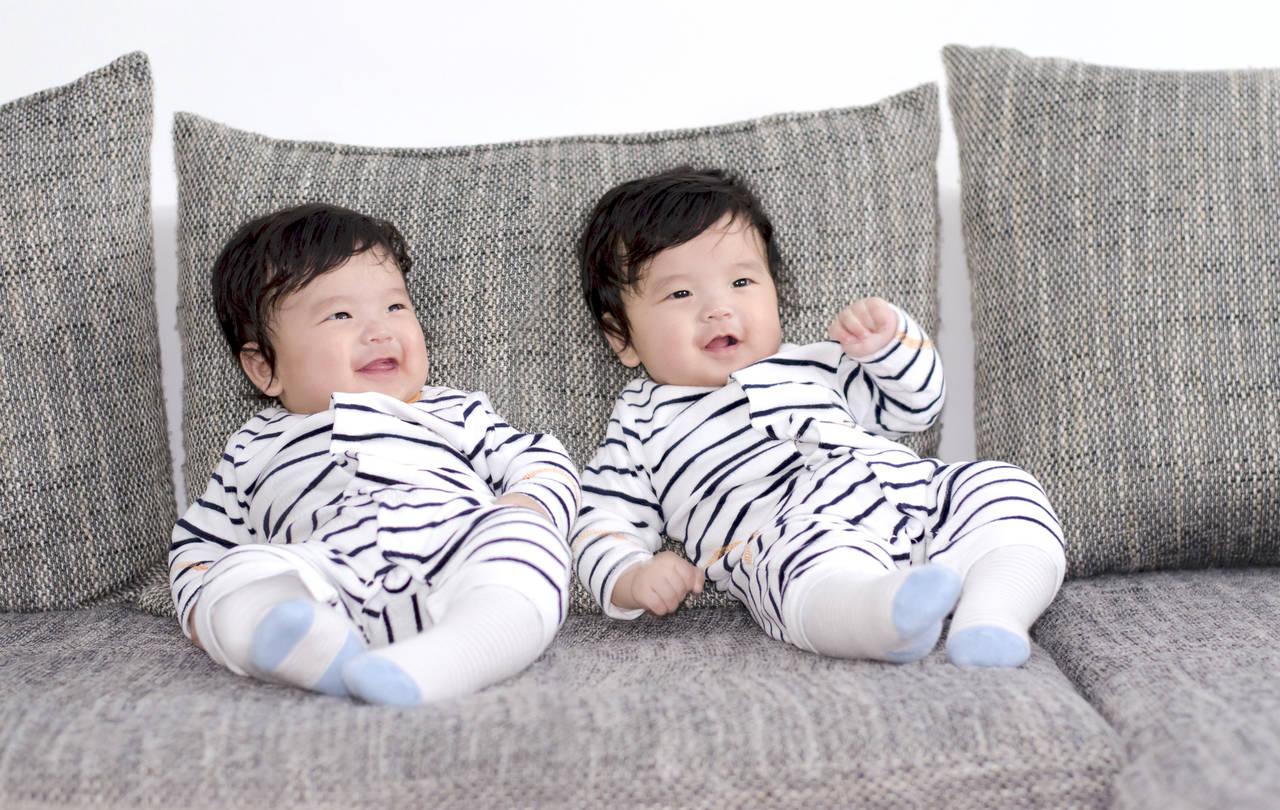 初めての子どもは双子の男の子。双子を迎える準備と育児のポイント