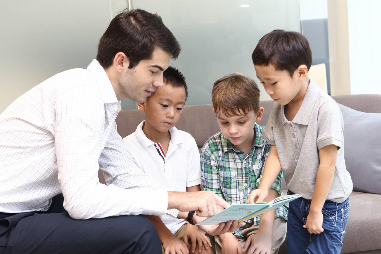 子どもの英会話学習は幼児期から。その理由と英会話学習のポイント